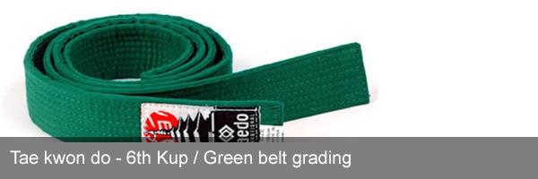 Tagb Green belt